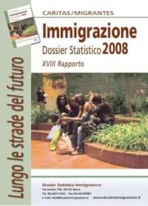 I principali indicatori del Dossier Statistico Immigrazione 2008