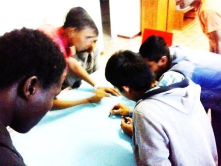 Interventi finalizzati all�accoglienza dei minori stranieri non accompagnati